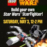 Toys R Us: Lego Building Event for Kids (May 3rd)