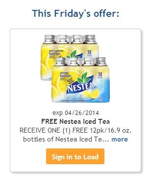 free-nestea-frys-freebie