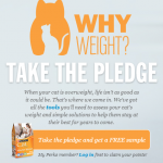 Free Sample of Purina Healthy Weight Cat Food