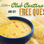 On The Border: Get a Free Bowl of Queso Dip