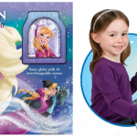 Disney Frozen A Frozen Heart: Storybook + Snowglobe Only $11.37