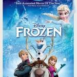 Disney's Frozen (Two-Disc Blu-ray / DVD + Digital Copy) Only $13