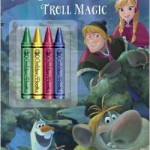 Disney Frozen Coloring/ Activity Book + Crayons Only $2.35 Shipped