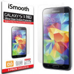 iSmooth Screen Protector for Samsung Galaxy S5 Only $1 Shipped!