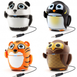 GOgroove Animal Speakers Only $14.99 (Reg $30)