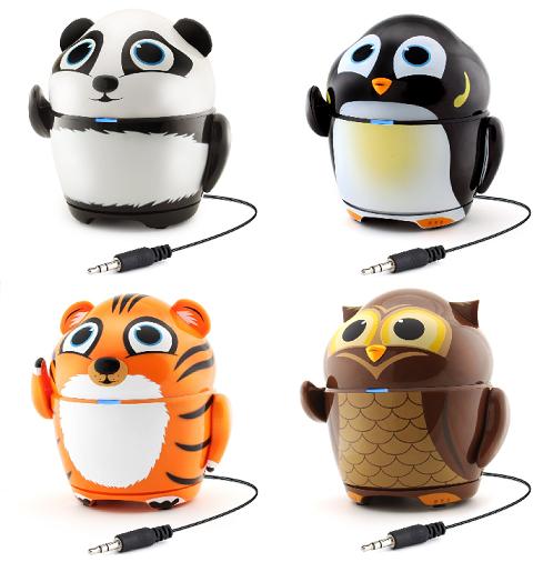gogroove-animal-speakers