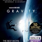 Gravity (Blu-ray + DVD + UltraViolet Combo Pack) – 64% Off!