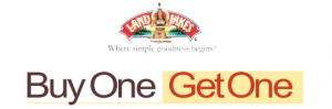 Land O Lakes Butter: Buy One, Get One Free (Rebate)