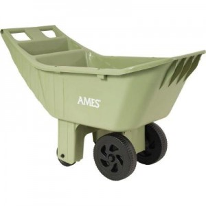 Home Depot: Ames 4 cu. ft. Poly Lawn Cart Only $19.88