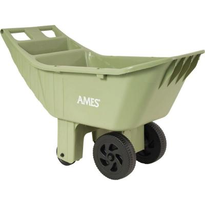Home Depot Ames 4 Cu Ft Poly Lawn Cart Only 19 88