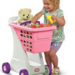 Little Tikes Pink Shopping Cart Only $15 Shipped
