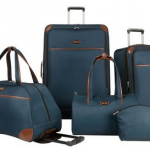 Nine West Luggage Round Trip 5 Piece Set Only $99 (Reg $360)