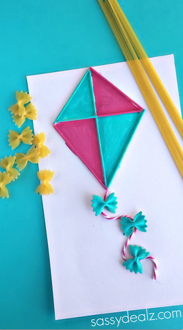 noodle-kite-craft-for-kids-