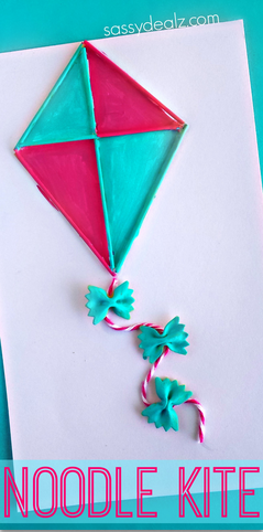 noodle-kite-craft-for-kids
