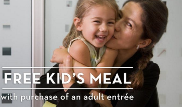 Olive Garden Coupon Kids Eat Free Today Only 4 24