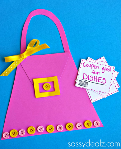 purse-mothers-day-card-idea