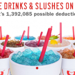 Sonic: 1/2 Price Drinks and Slushies (Today Only!)
