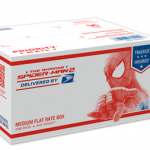 USPS: Free Spider-Man Flat Rate Priority Mail Boxes