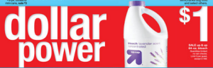 Target: Free 64oz Bottle of Bleach (Mobile Coupon)