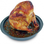 Poultry Pal Steam Infusing Chicken/ Turkey Pan Only $3.34 + Free Shipping