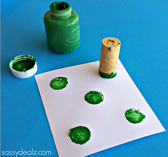 turtle-craft-using-wine-corks