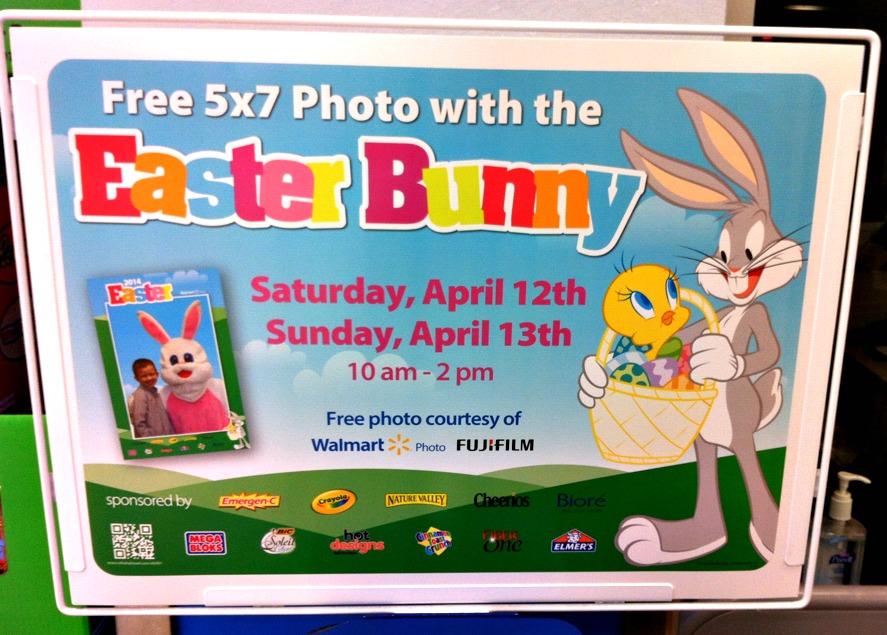 walmart-free-5x7-easter-bunny-deals