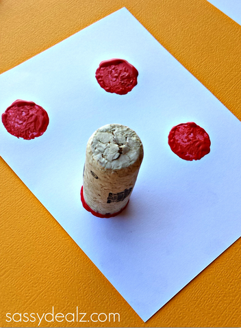 wine-cork-apple-kids-craft