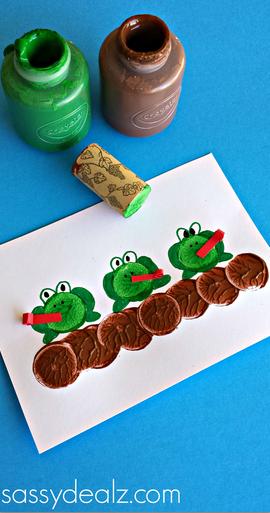 wine-cork-frog-craft