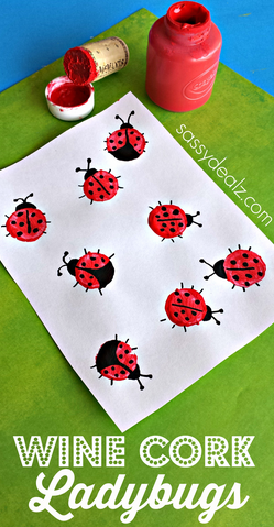 wine-cork-ladybug-craft-for-kids