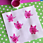 Make Pigs Using Wine Corks (Kids Craft)