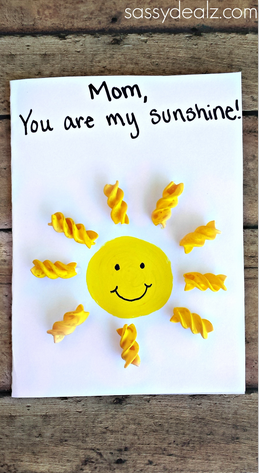 you are my sunshine craft ideas easy s day cards amp crafts for to make crafty 7948