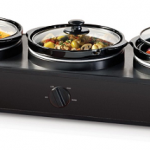 Walmart: 1.5-Qt Triple Slow Cooker Buffet Only $19.88 (Reg $40)