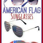 American Flag Sunglasses on Sale