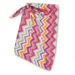 Chevron Sarong for Women Only $6.95 (Reg $24)