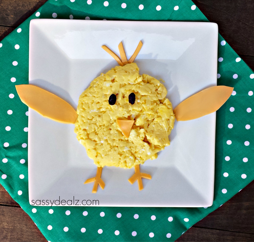 chick-breafast-for-kids-using-eggs-cheese
