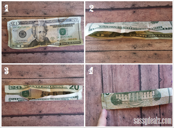 How to Make a Turtle out of a Dollar Bill (with Pictures) | 412x559