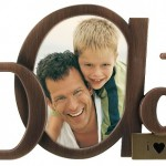 Bronze Picture Frame for Dad Only $9.85 (Reg $27!)