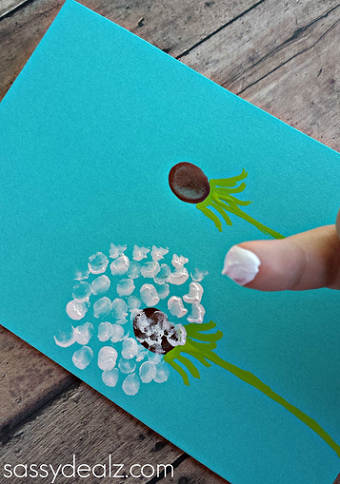 fingerprint-dandelion-card-idea