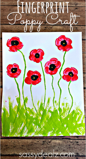 fingerprint-poppy-craft-for-kids