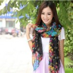 Flower Shawl Wraps for Women  Only $2.59 + Free Shipping