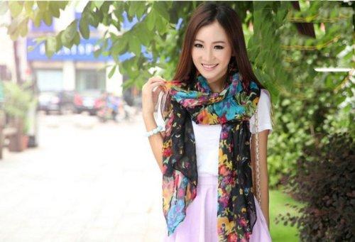 flower-scarf-for-women