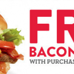 Jack In The Box Coupon: Buy One Bacon Insider, Get One Free (Exp 5/6)