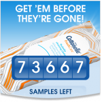 Free Sample of Cottonelle® Flushable Cleansing Cloths