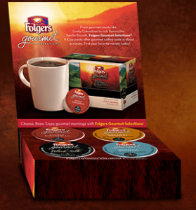 Free Folgers Gourmet Selections K-Cups Sample Pack