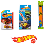 FREE Hot Wheels Track Builder Starter Set!