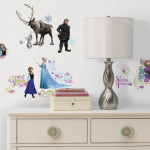 Disney's Frozen Wall Decals Just $11.22 Shipped