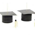 12 Graduation Paper Party Lanterns Just $9.99