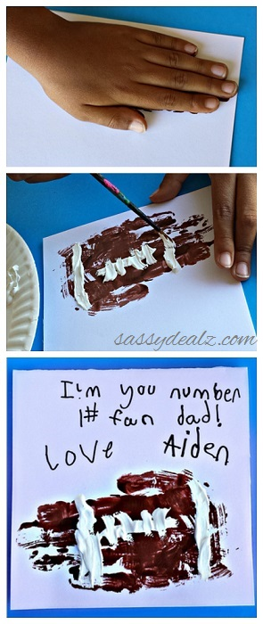 handprint-football-fathers-day-card