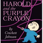 Harold and the Purple Crayon Board Book Only $4.41 Shipped