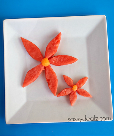 healthy-watermelon-flower-kids-snack